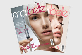 Beauty-Magazin mabelle Cover