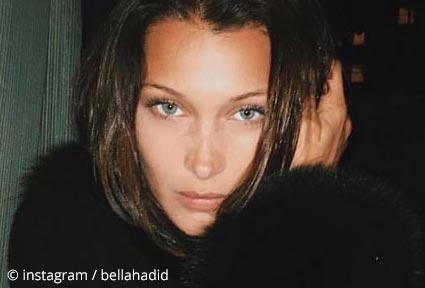 Bella Hadid Beweist Nicht Nur Ein Feines Näschen