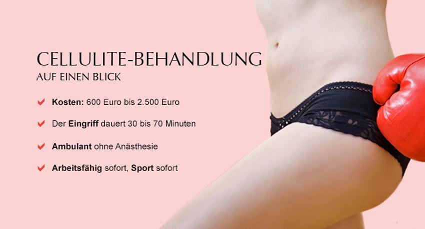 cellulite behandlung auf informationen zur reduktion von cellulite. Black Bedroom Furniture Sets. Home Design Ideas