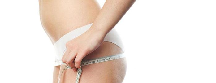 fett weg spritze oberschenkel innenseite