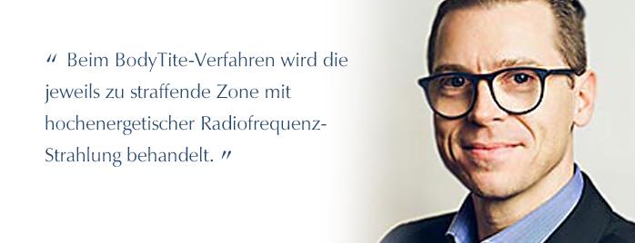 <b>Timo Spanholtz</b> - Interview zu BodyTite™, einer innovativen Technik zur - dr-timo-spanholtz-body-tite-verfahren-slideshow-x