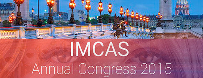 IMCAS 2015 - International Master Course on Aging Skin