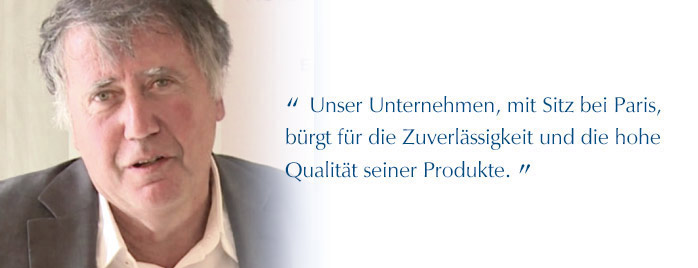 Olivier Pérusseau - Die SEBBIN Gruppe Innovation und Tradition